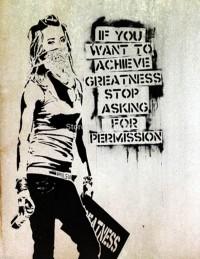 キャンバスに印刷落書きバンクシー送料無料-許可-8-12インチ祈る-ストリートアートファンアートワークのコレクション壁の装飾-